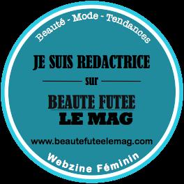 Badge Rédacteur Bleu