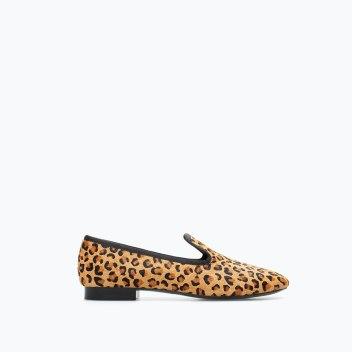 Ballerines-zara-leopard