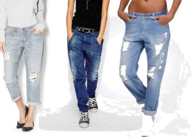 comment porter avec classe le jean boyfriend beaute mode tendances