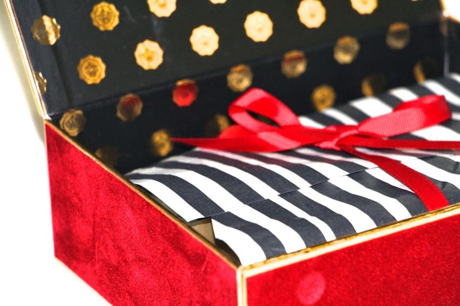 Christmas Glossybox, Glossybox Noel 2014, glossybox de Noel.1