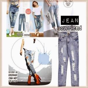 comment porter un jean boyfriend