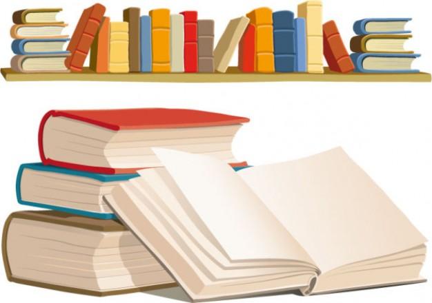 livres etageres-a-livres-vecteur-materiel_15-1335