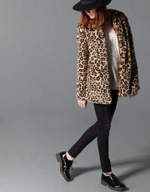 Manteau_stradivarius_leopard