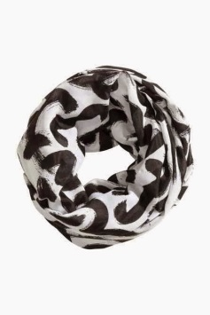 foulard tube H&M photo 17
