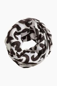 foulard tube H&M photo 17