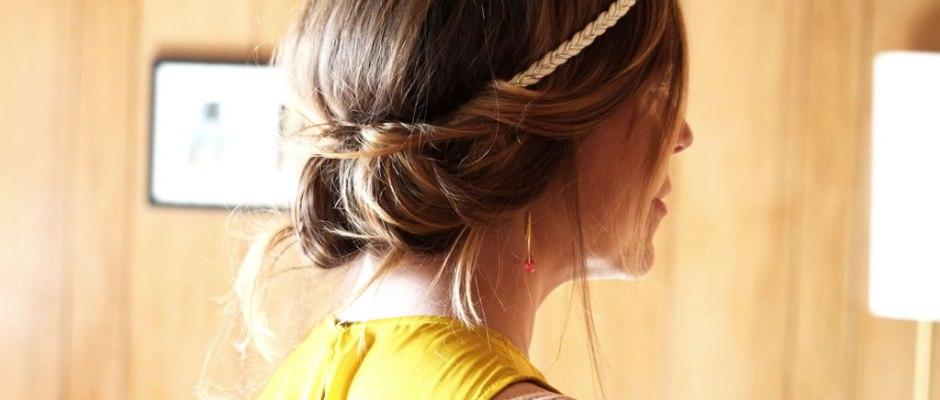 ... idées de coiffures avec Headband ! – Beaute – Mode – Tendances
