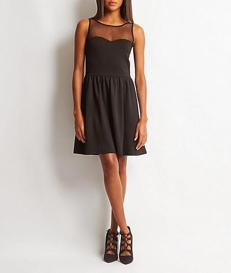 la petite robe noire etam la mode des robes de france. Black Bedroom Furniture Sets. Home Design Ideas
