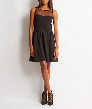 La petite robe noir Etam - Lady heavenly