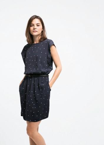 robe imprimée mango