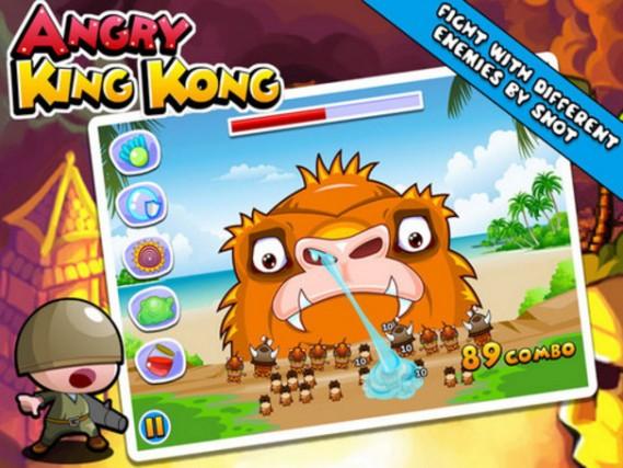 angry kk