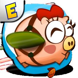 appli pig fly