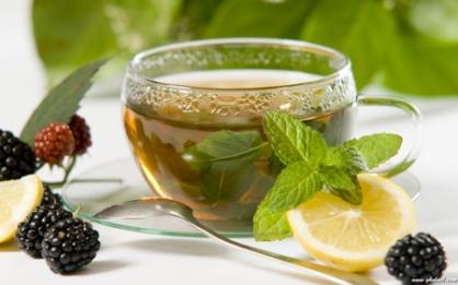thé vert fruits photo 5
