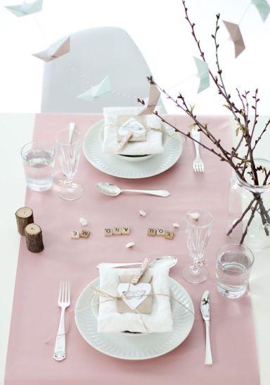 idée déco table st valentin 4