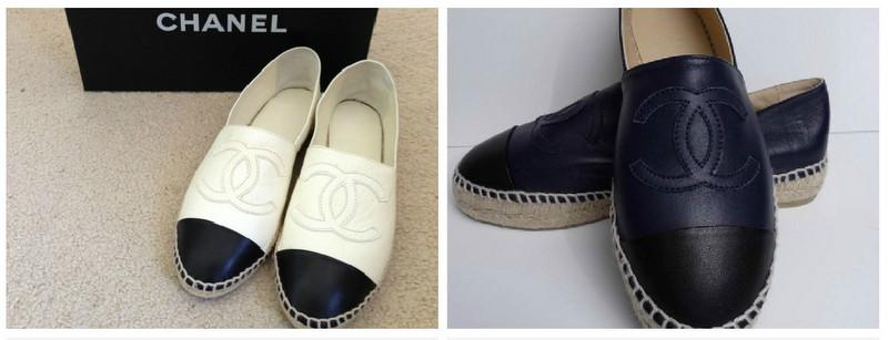 Chaussures Chanel Espadrilles