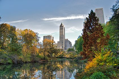 420px-Southwest_corner_of_Central_Park,_looking_east,_NYC