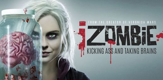 iZombie -- Image Number: ZMB1_KeyArt2.jpg -- Pictured: Rose McIver as Liv -- Photo: Jordon Nuttall/The CW -- © 2015 The CW Network, LLC. All rights reserved.