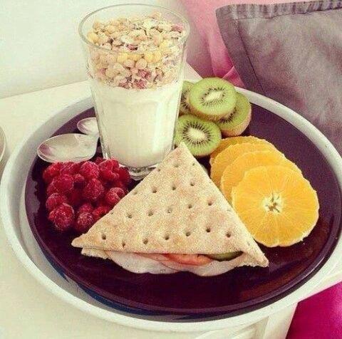 Extrêmement Petit-déjeuner : qu'est-ce qu'on mange pour être au top ? – Beaute  FJ39