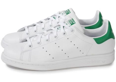 4181-chaussures-adidas-stan-smith-junior-blanche-vue-par-paire